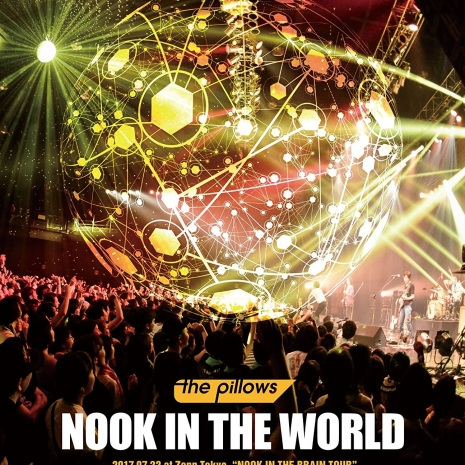 "NOOK IN THE WORLD 2017.07.22 at Zepp Tokyo ""NOOK IN THE BRAIN TOUR"""