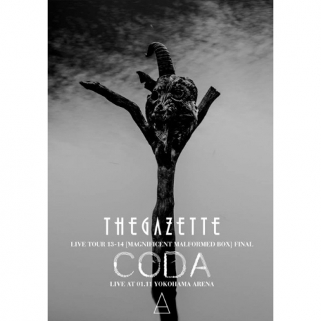 the GazettE LIVE TOUR 13-14 [MAGNIFICENT MALFORMED BOX]FINAL CODA LIVE AT 01.11 YOKOHAMA ARENA