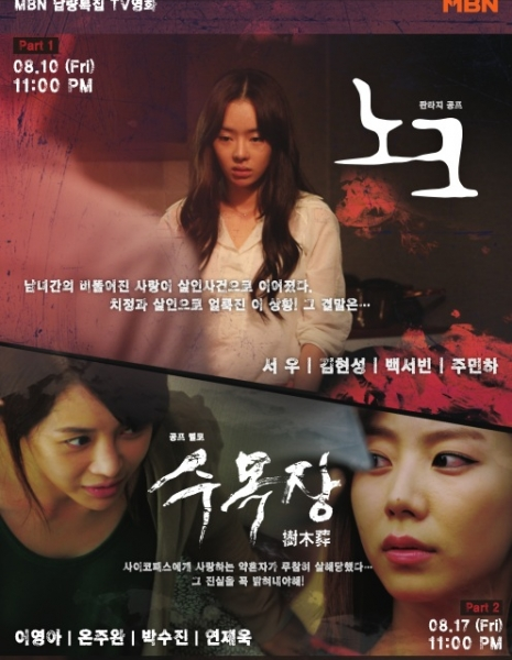 Телефильмы MBN / MBN TV Movie / MBN 납량특집 TV영화 / MBN Nabryangteukjib TVYounghwa