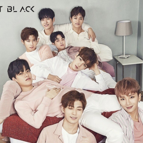 BOYS24 Unit Black