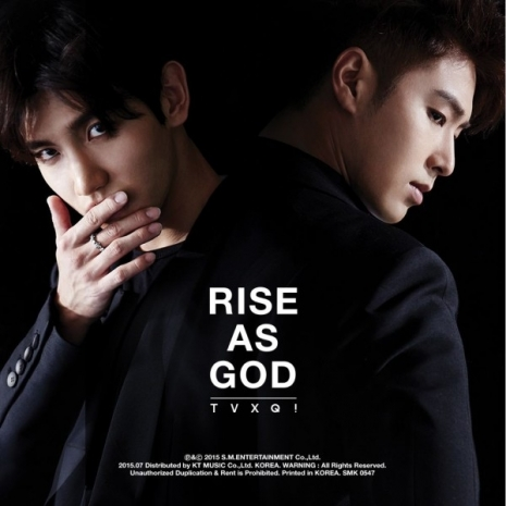 RISE AS GOD